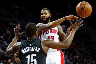Morris double-double lifts Pistons past Nets