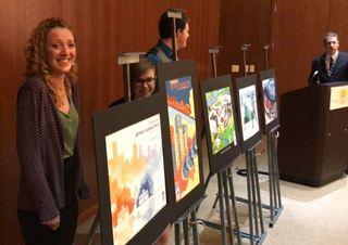 Detroit Grand Prix holds poster contest at CCS