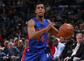 Pistons lose in OT to Bucks
