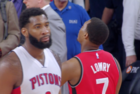 Pistons a mess in the fourth, lose to Raptors
