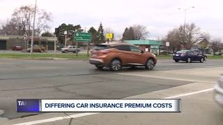 Model Report Car Insurance Rates Much Higher In Minority Areas  WXYZcom