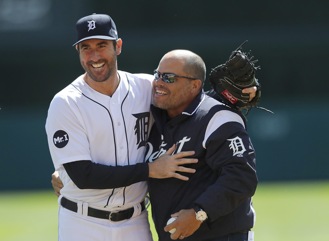 Justin Verlander cruises through seven innings in Tigers' win