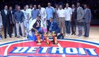 Pistons lose Palace finale as greats return