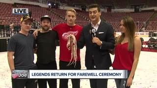 31 octopi hit ice at The Joe for final game