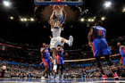 Pistons end season with close loss to Magic