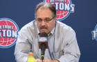 Van Gundy finds silver lining in Pistons' season