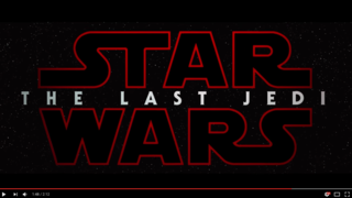 Watch first trailer for Star Wars: The Last Jedi