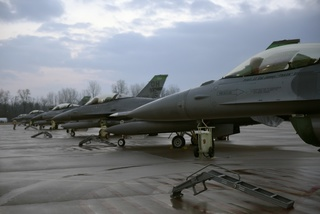 MI residents may hear fighter jets test at night