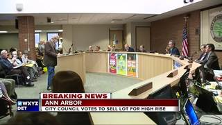 Ann Arbor approve proposed high rise development
