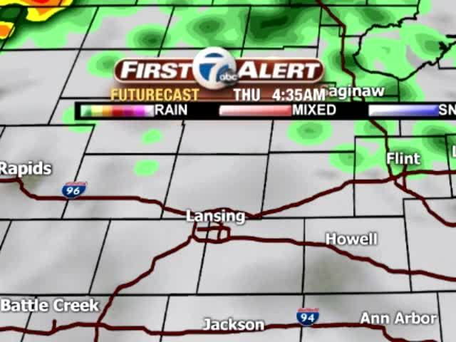 Weather official: Severe thunderstorms to hit Nebraska, Iowa