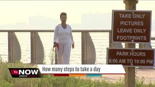 How many steps should I take a day?