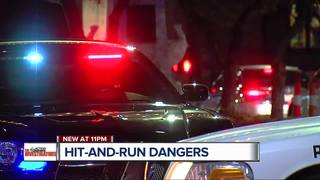 Could unlicensed drivers be behind hit and runs?