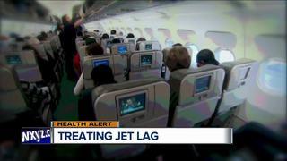Could eye drops ease jet lag symptoms?