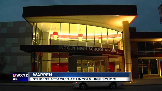 Student attacked at Lincoln High School