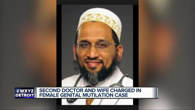 "Another Muslim busted in Michigan for running a ""clinic"" where he was chopping off vaginas of innocent Muslim girls"