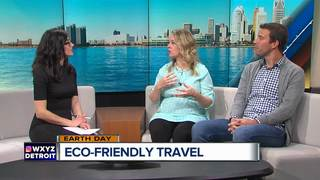 Eco-friendly Earth Day travel from Amaze Travel