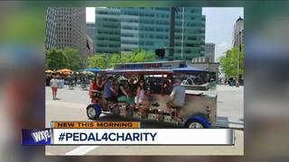 First Annual Pedal 4 Charity Week underway