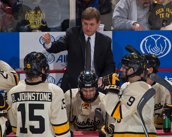 College hockey: MI names Mel Pearson as new men's team coach