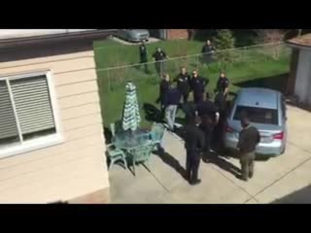 Home invasion suspect arrested