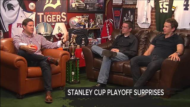 Talking Red Wings- more on the 7 Sports Cave