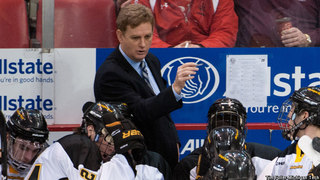Michigan Hockey names Mel Pearson as head coach