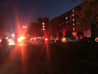 Injuries reported in Southfield apartment fire