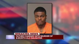 Detroit man charged in assault, death of infant