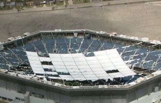 Pontiac Silverdome implosion set for Sunday