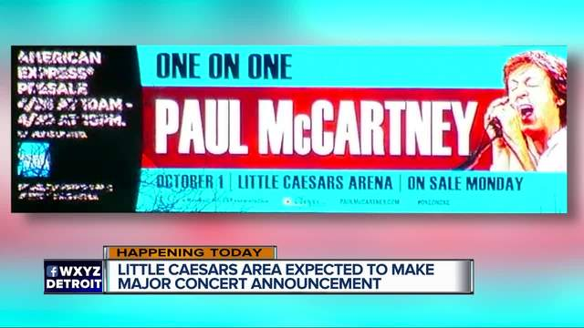 Paul McCartney to perform at Barclays Center in September