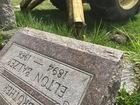 Headstones vandalized at metro Detroit cemetery