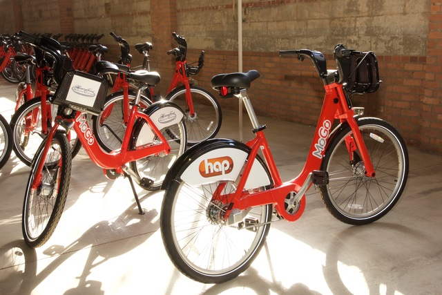 Plans move forward for bike sharing system in Detroit