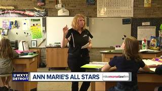 Ann Marie's All Stars: Mrs. Esther Spanos