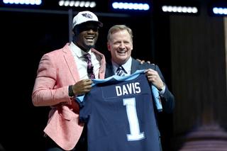 WMU's Davis goes No. 5 overall in NFL Draft