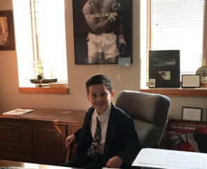 PHOTOS: Take Your Child To Work Day!