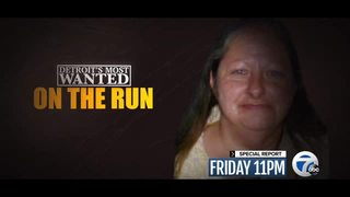 Friday at 11: Search for Detroit's Most Wanted