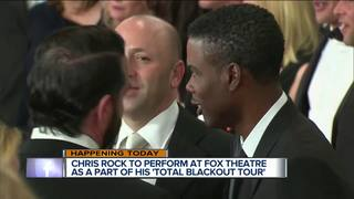 No phones allowed at Chris Rock performance
