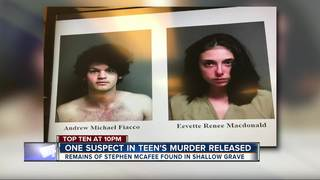 Teen at center of muder case released from jail