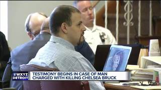 Mother of Chelsea Bruck takes witness stand