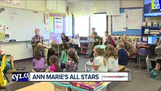 Ann Marie's All Stars: Mr. Jeff Richards