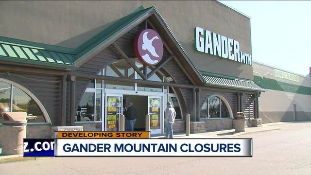 Gander Mountain will close some stores