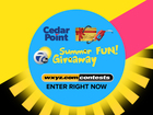 ENTER TO WIN: Cedar Point summer giveaway