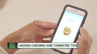 Connected toys & your kids' online privacy