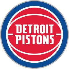 Check out the new logo for the Detroit Pistons