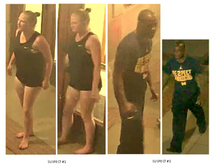 Photos released of suspects in U of M assaults