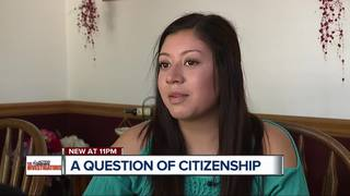 Adopted teen finds she is not U.S Citizen