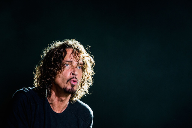 Rocker Chris Cornell has died at age 52