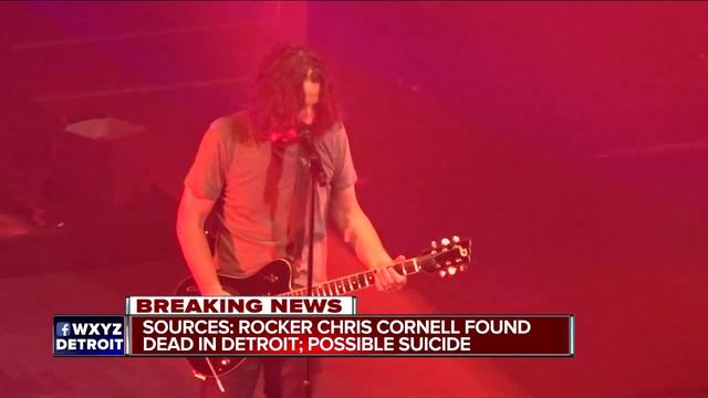 Resultado de imagen para chris cornell found dead