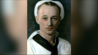 Pearl Harbor sailor returns to MI for burial
