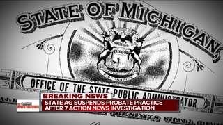 MI AG suspends probate foreclosure practice