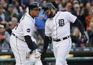 Cabrera's game-ending homer gives Tigers 5-3 win